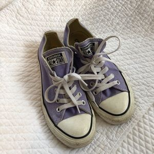 Converse Lowtops